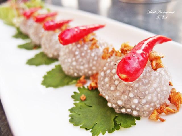 Aroi Dee Thai Restaurant Putrajaya Palm Garden Hotel IOI Resort Saku Sai Gai