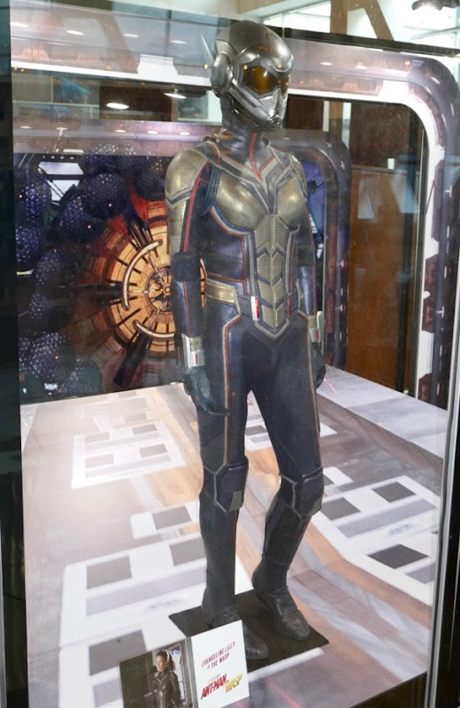 Evangeline Lilly Wasp hero suit