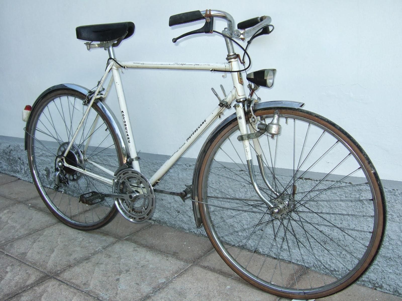 Bicicletta Anni 80