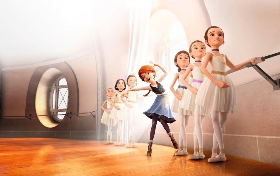 Crítica: A Bailarina