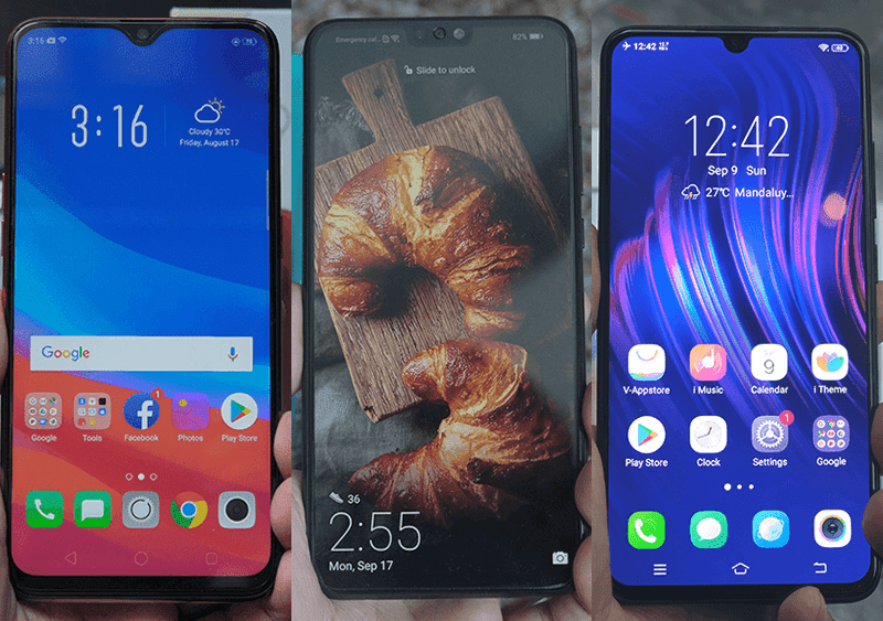 5 key advantages of Honor 8X over OPPO F9 and Vivo V11