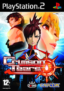 Crimson Tears PAL PS2