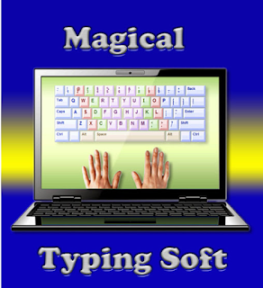 Magical Typing Software