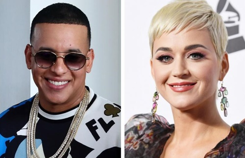 Daddy Yankee & Katy Perry & Snow - Con Calma (Remix)