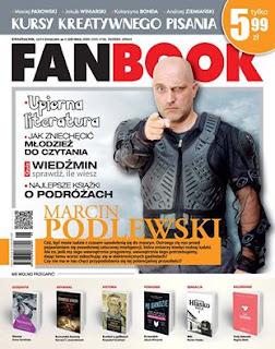 """""""Fanbook""""- nowa odsłona znanego pisma."""