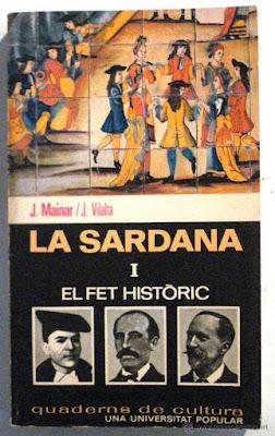 La Sardana I el fet històric quaderns de cultura