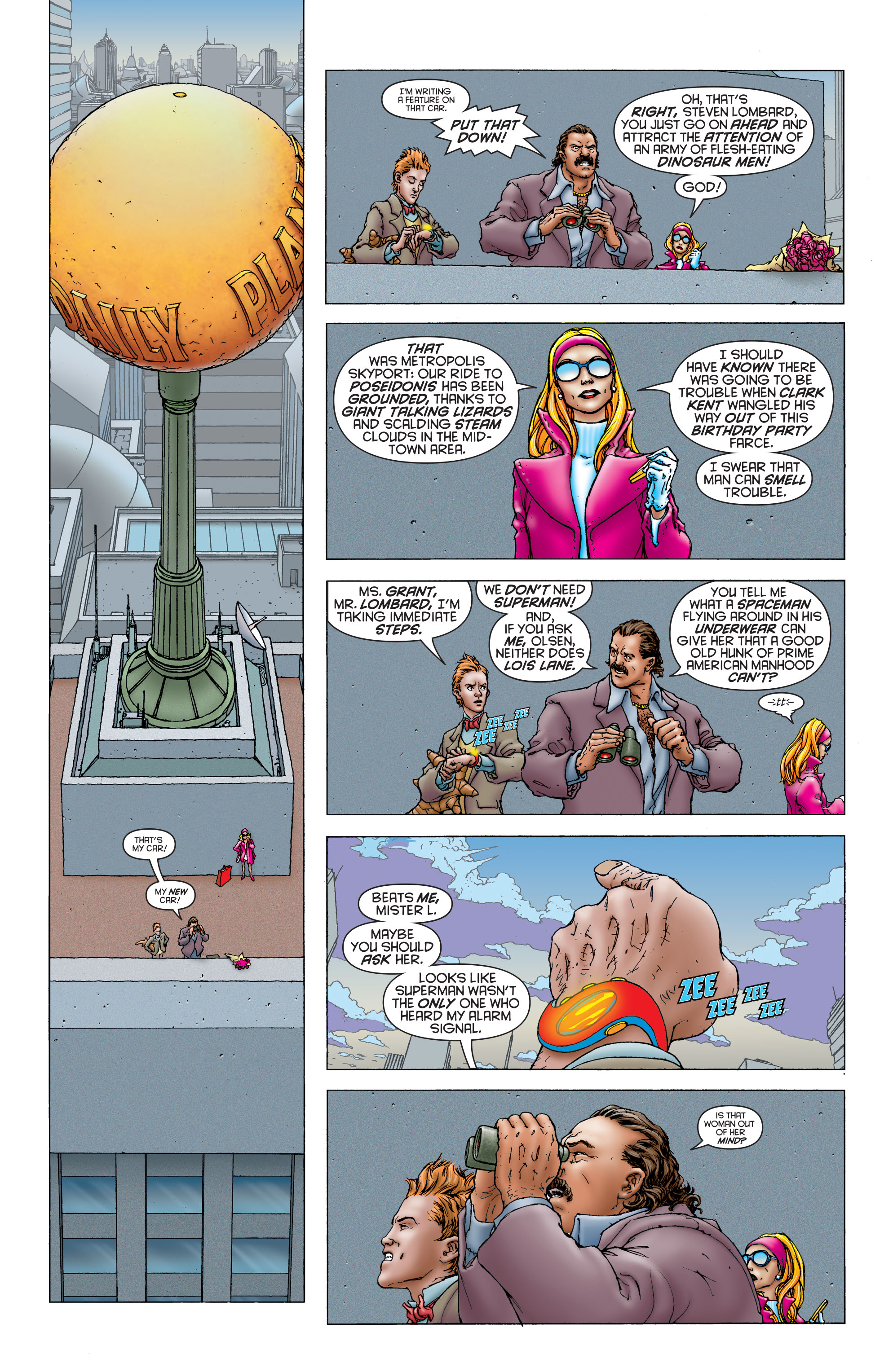 Read online All Star Superman comic -  Issue #3 - 4