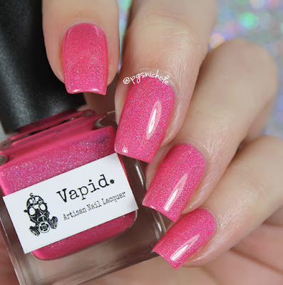 Vapid Lacquer Pacific Coast Highway | California Jelly Holos Collection