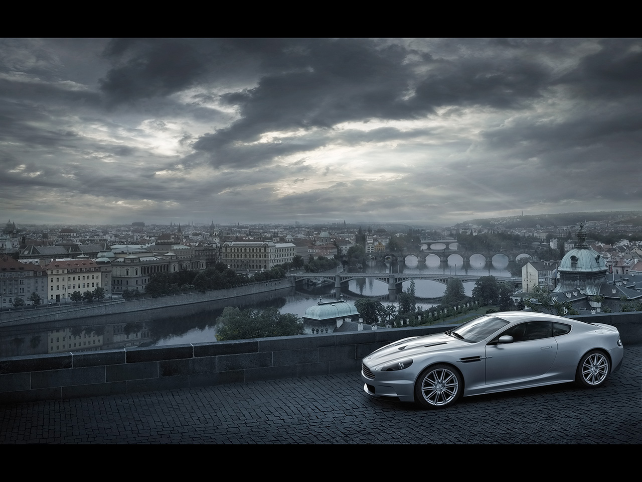 World Of Cars: Aston Martin Db9 Wallpaper