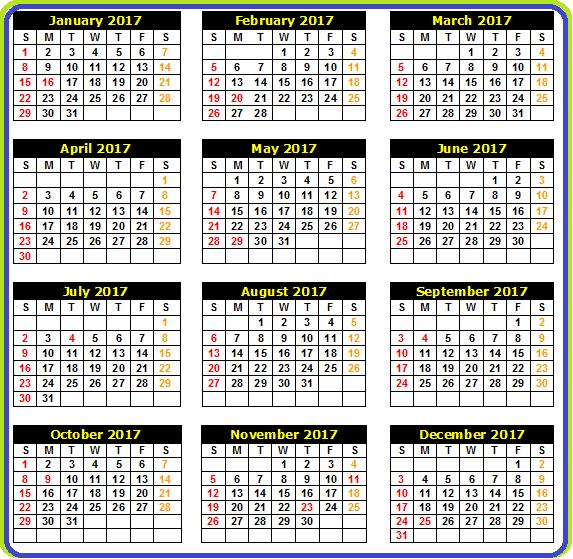 Calendar 2018 Tamil Daily