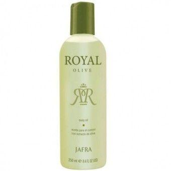 JAFRA ROYAL OLIVE BODY OIL ( UNTUK PERAWATAN TUBUH )