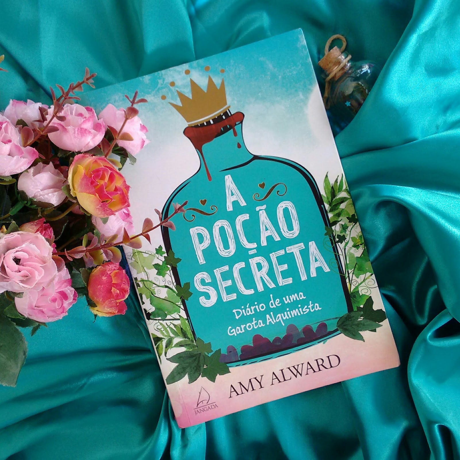 A poção secreta [Resenha Literária] - O que tem na nossa