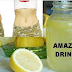 Fat Burning 2 Ingredients Drink That Make You Lose 5 Pounds Of Weight In Just 7 Days