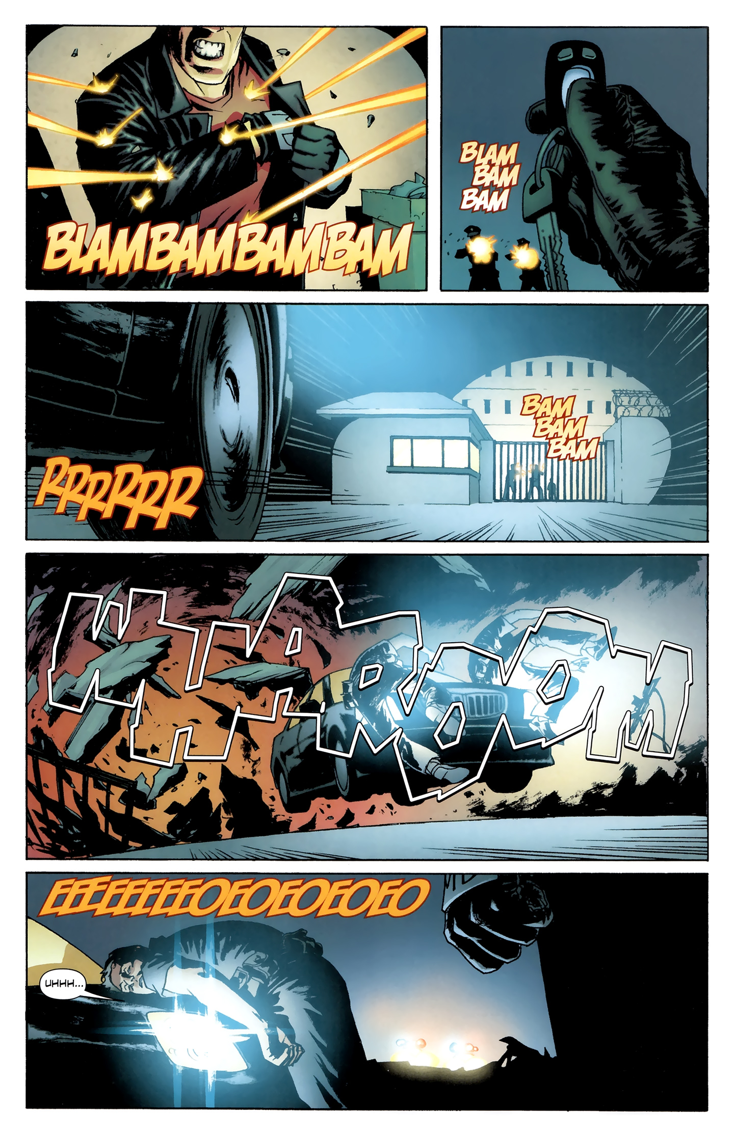Read online Incorruptible comic -  Issue #28 - 15