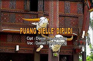 Lirik Lagu Toraja Puang Sielle' Dipudi (Daniel Tandirogang)