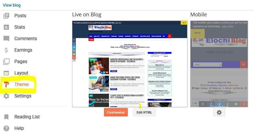 glo not opening blogspot