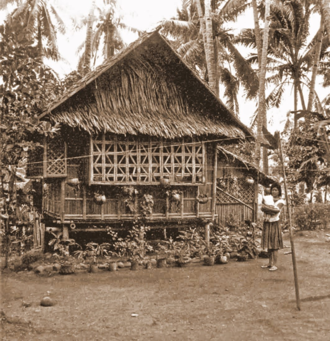 100 MILE HOUSE: Indigenous Houses Of The Philippines