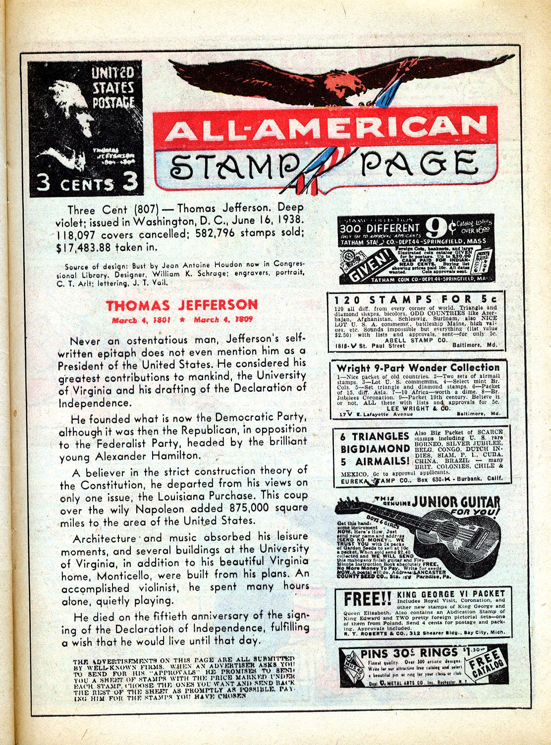 Read online All-American Comics (1939) comic -  Issue #12 - 49