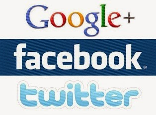 Cara Share Posting Otomatis ke Facebook, Twitter, Google Plus