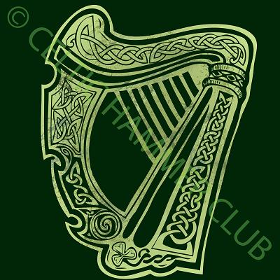 celtic hammer club celtic harp