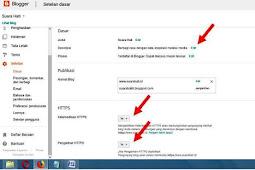 Pengaturan Blog di Dashbor Blogspot yang Harus Dilakukan