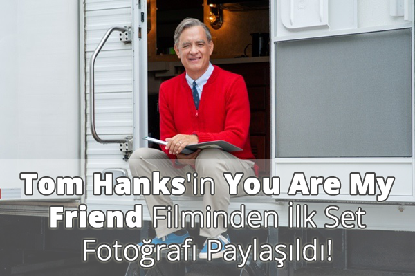 Tom Hanks - You Are My Friend