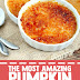 The Most Pumpkin Creme Brulee