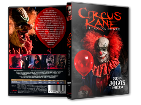 Circus Kane: O Circo Dos Horrores
