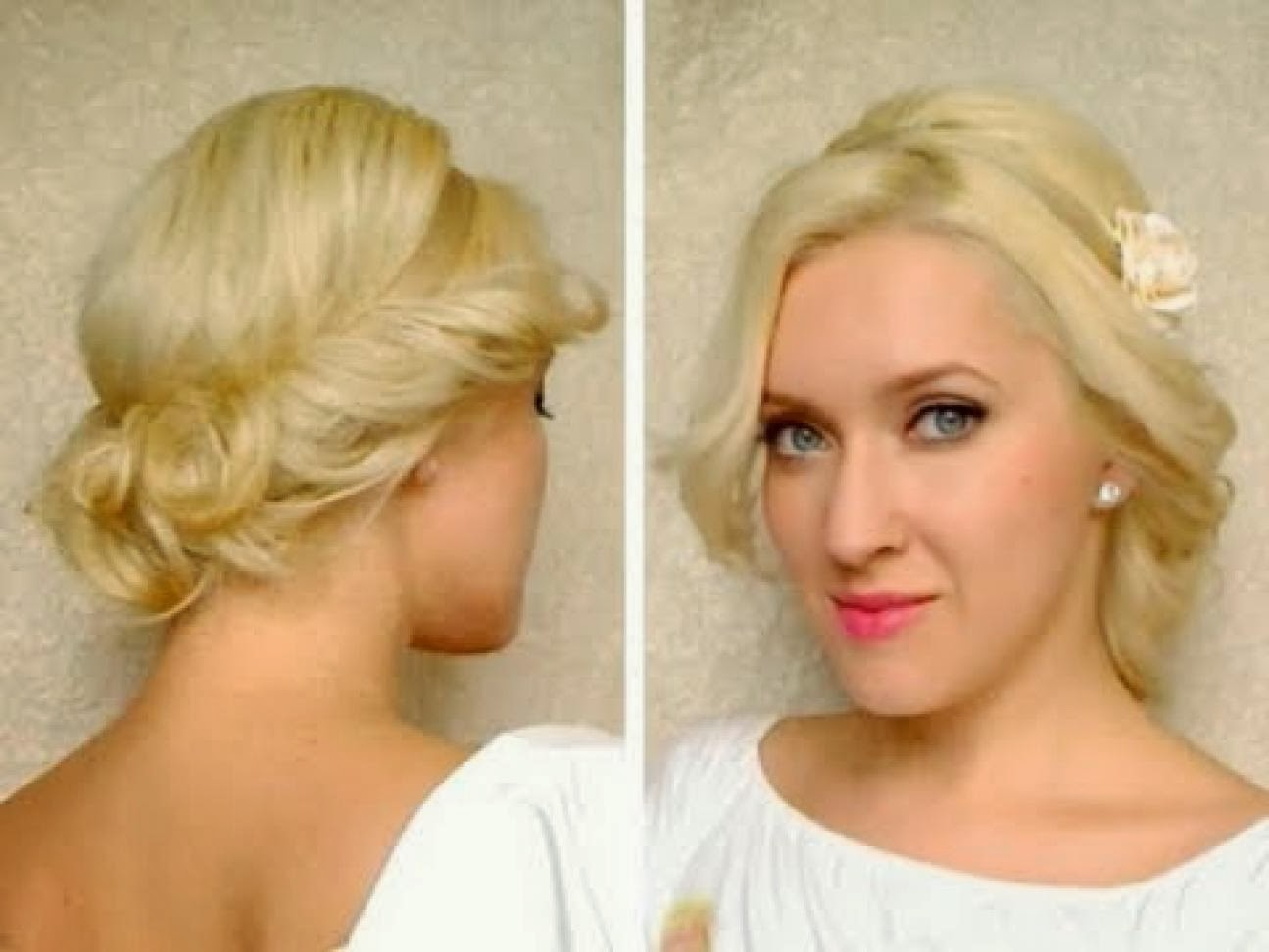 46 Easy & Cute Wedding Hairstyles | Hairstylo