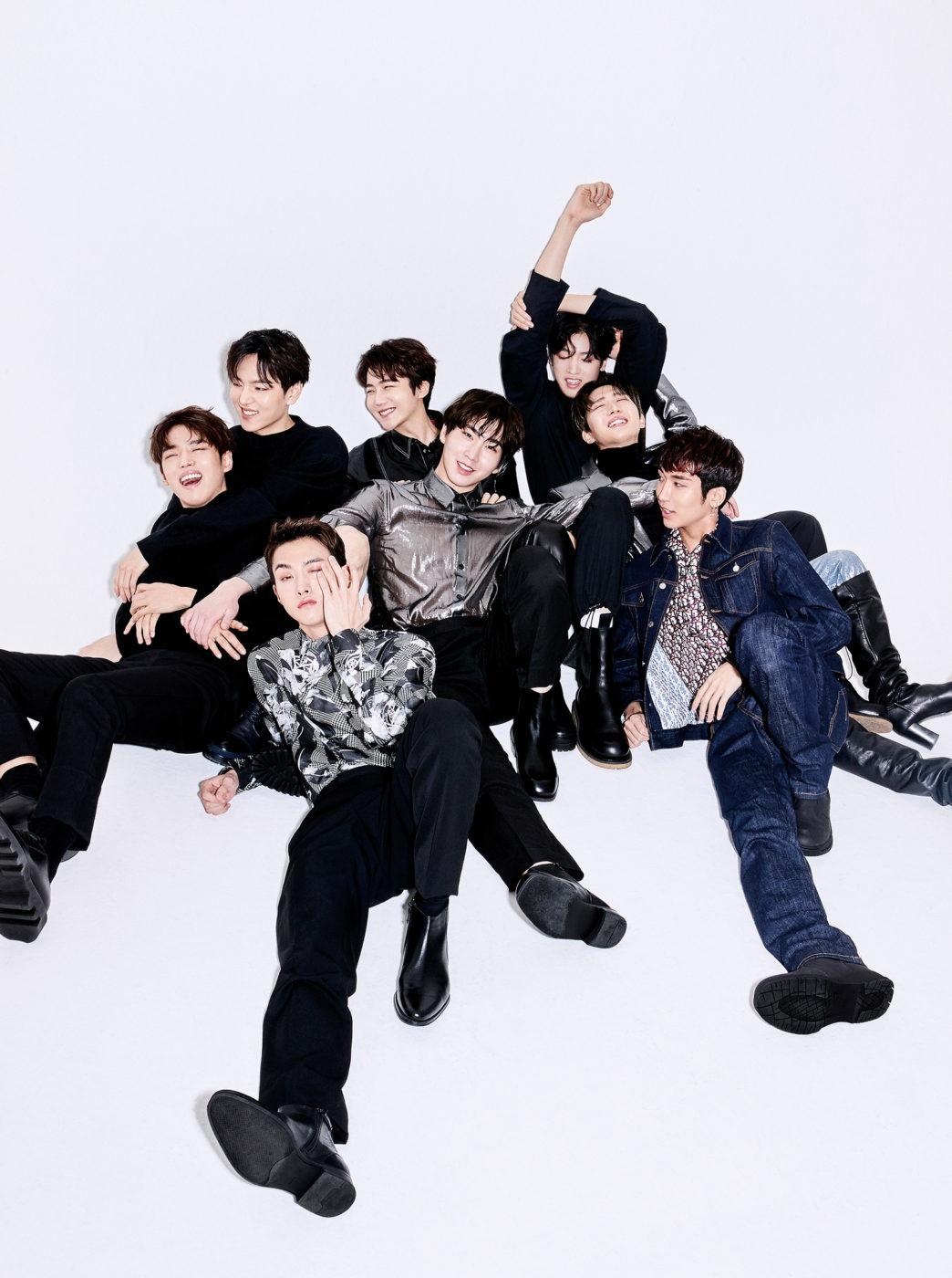 Pentagon Korean Boy Group