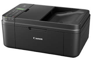 The multifunction printer that favor speed as well as really high lineament you lot hold off Canon PIXMA MX496 Printer Driver Download
