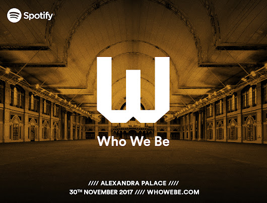 SPOTIFY PRESENTS: WHO WE BE LIVE