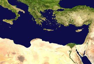 Χάνεται το αεροπορικό σήμα GPS στην Αν. Μεσόγειο