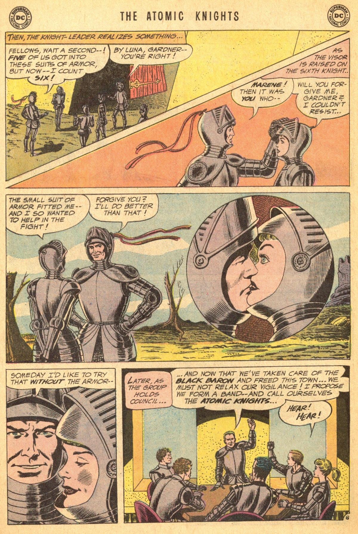Strange Adventures (1950) issue 218 - Page 32