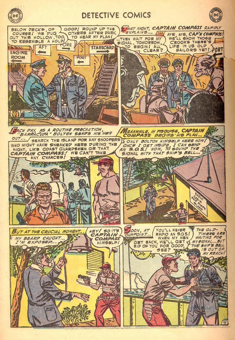 Read online Detective Comics (1937) comic -  Issue #214 - 20