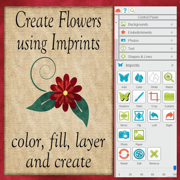 Creating a flower in MMS 9 by Paylor Studios