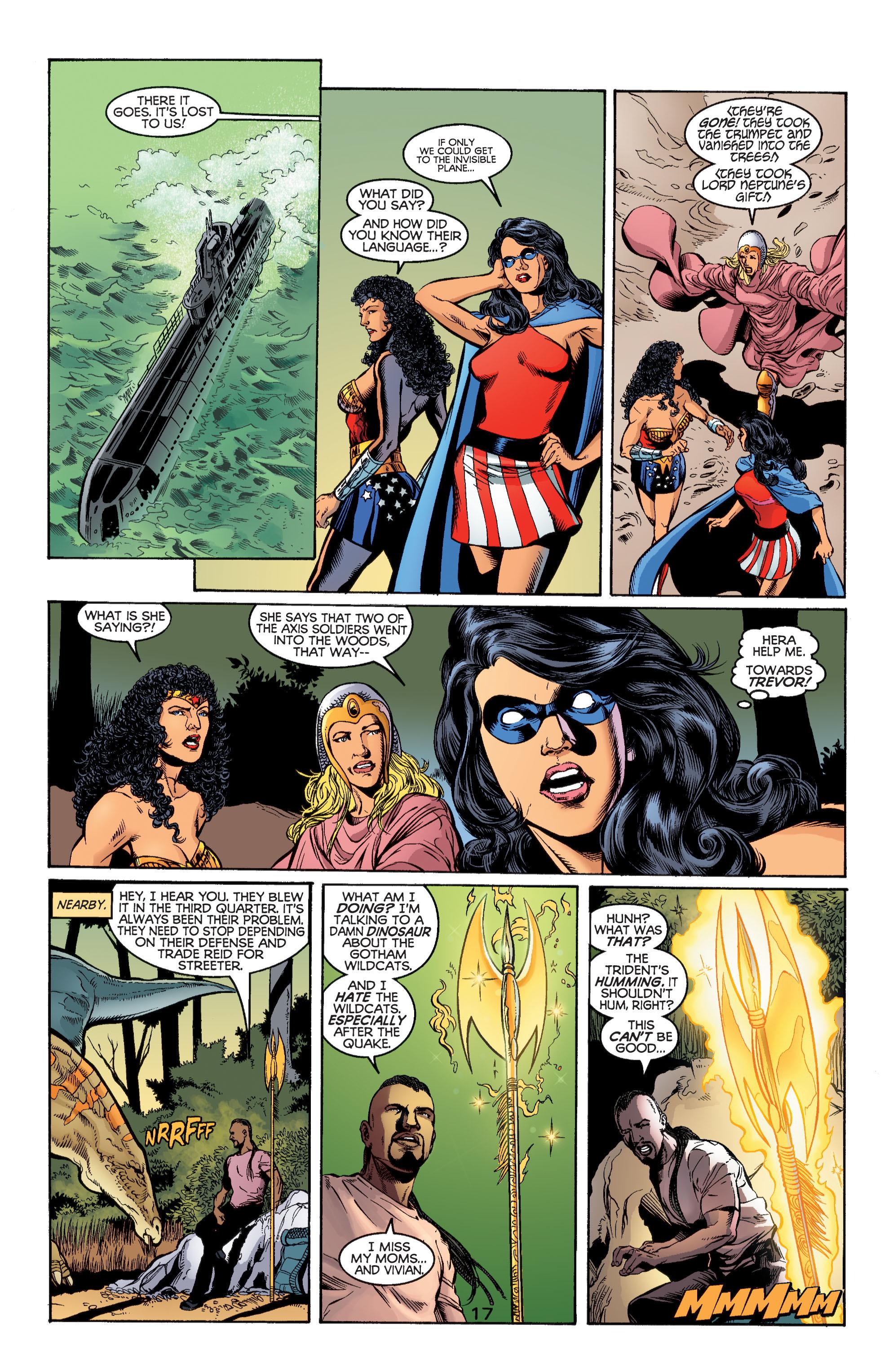 Read online Wonder Woman (1987) comic -  Issue #184 - 17