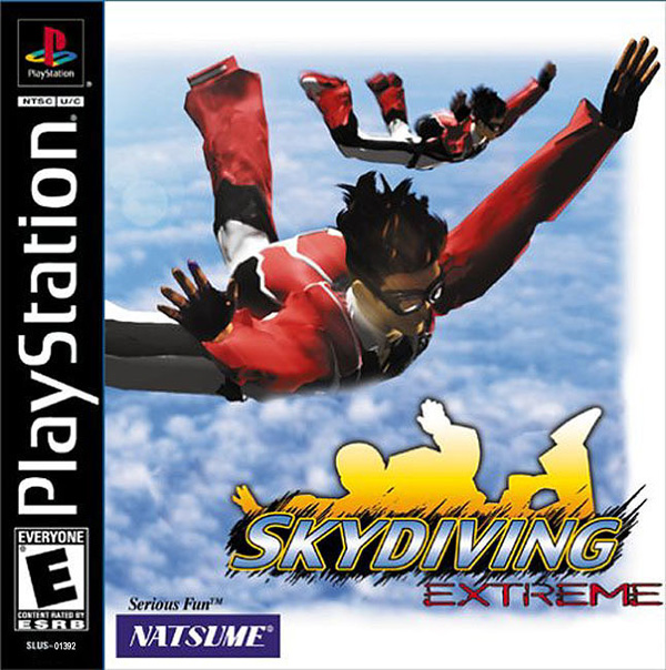 Skydiving Extreme - PS1 - ISOs Download