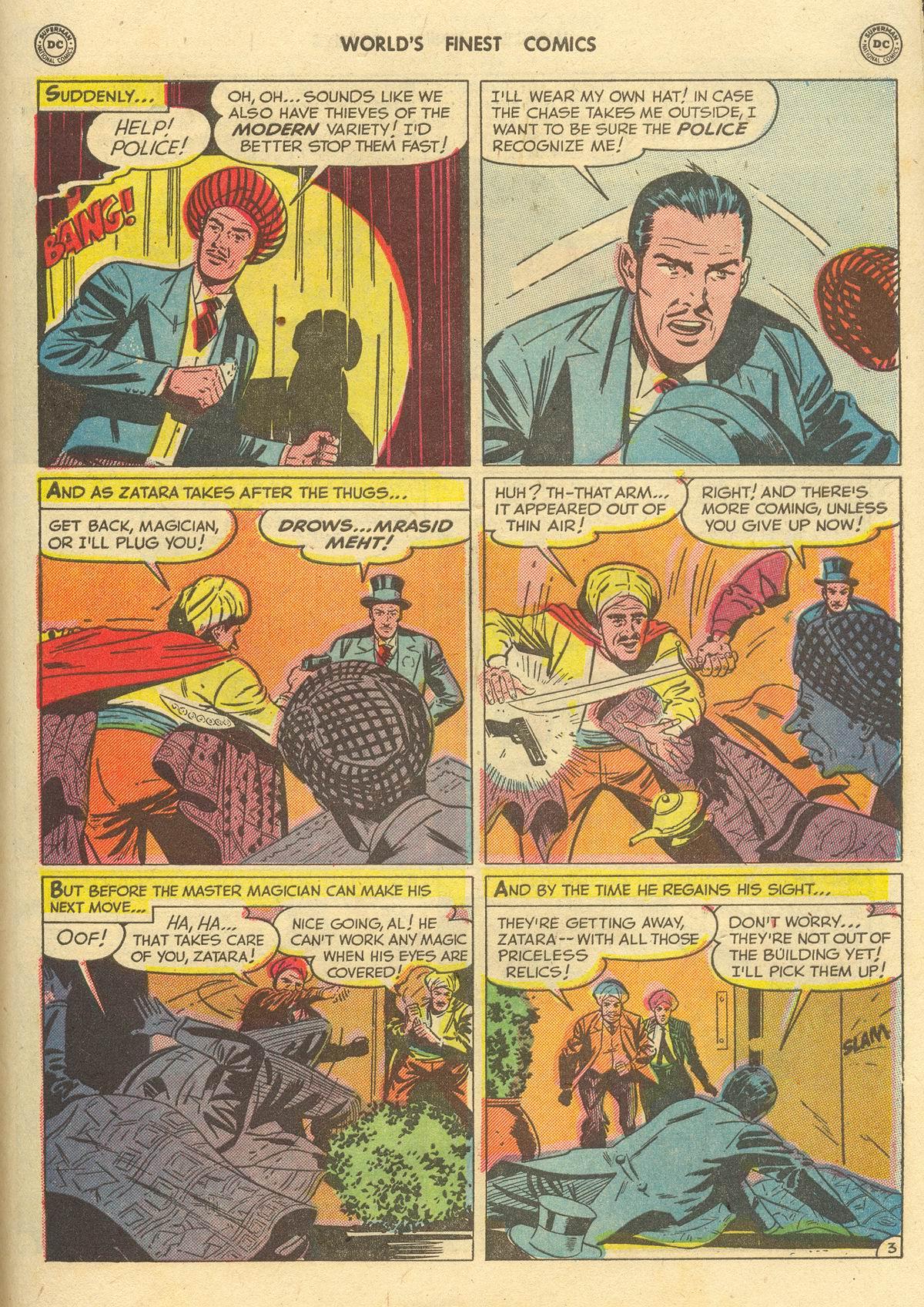 Read online World's Finest Comics comic -  Issue #51 - 57