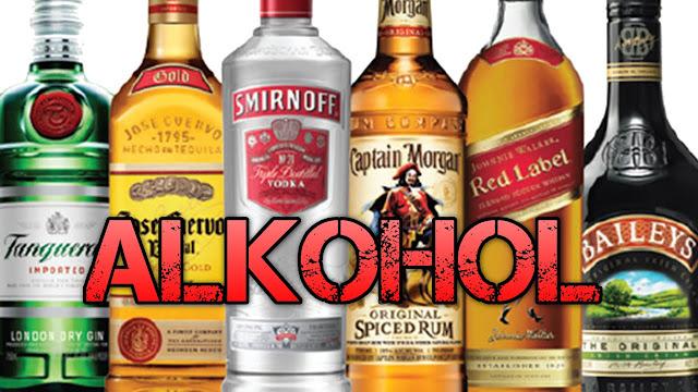 15 Efek Samping Alkohol untuk Kesehatan Tubuh
