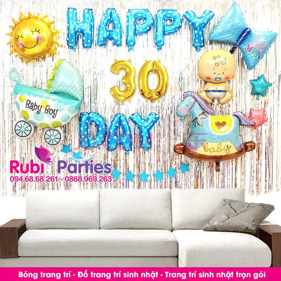 Bong trang tri day thang cho be tai Phu Thuong