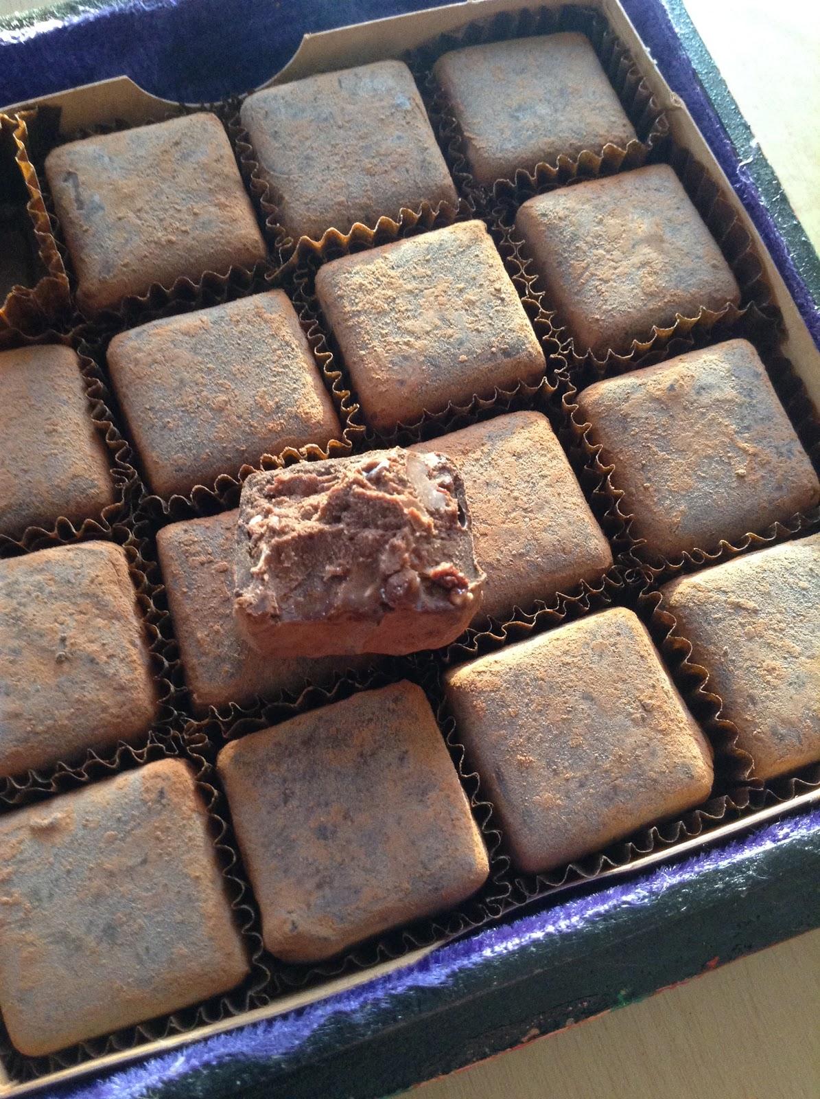 Booja Booja Hazelnut Chocolate Truffles Review