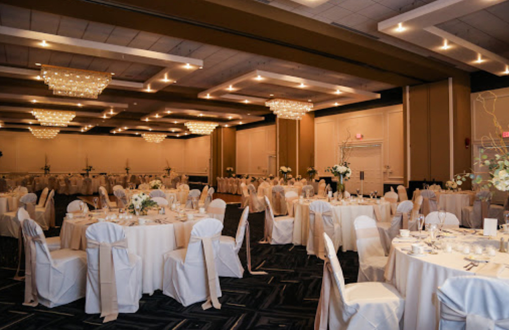 Gideon Putnam hotel Wedding Venue