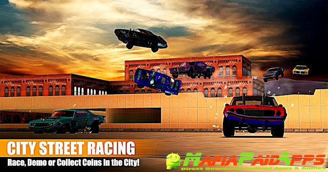 Demolition Derby 2 Apk MafiaPaidApps