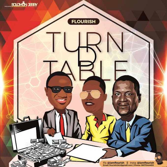 DOWNLOAD MP3: Flourish – TurnDTable