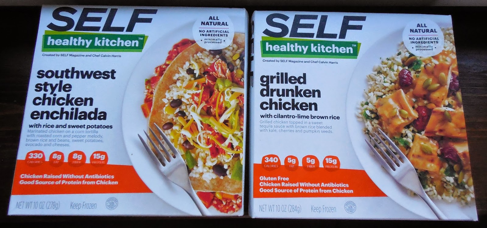 SELF Healthy Kitchen Meals