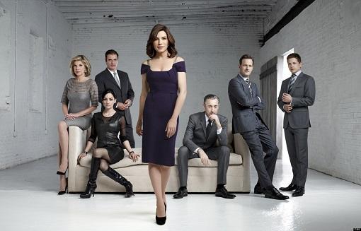 Imagen promocional de The Good Wife
