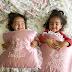 Chụp ảnh nghệ thuật cho bé yêu | Sốt với 2 cô nhóc song sinh