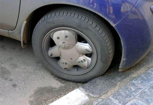 macchina con due peni