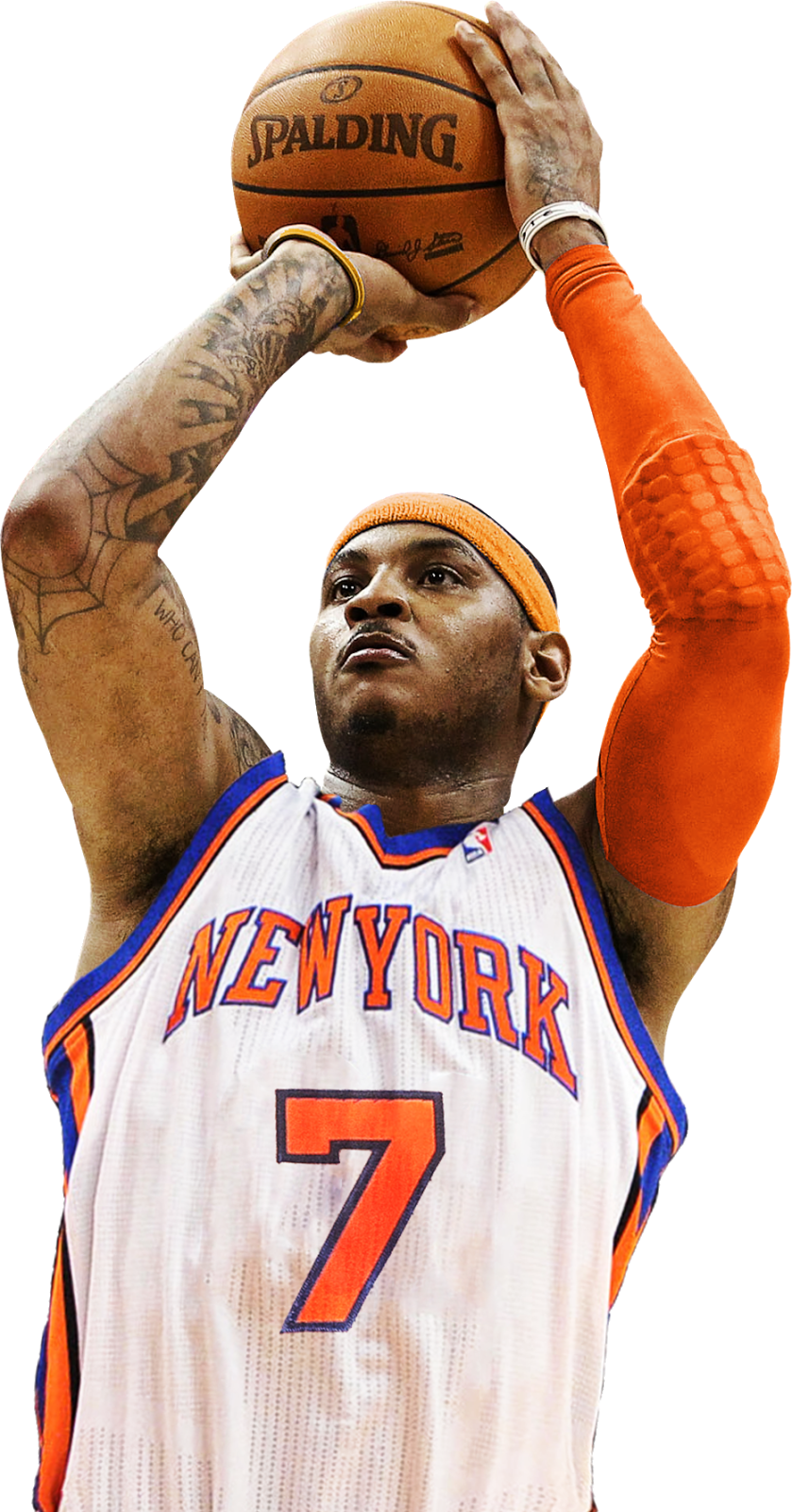 Thekongblog carmelo anthony sway in the morning for 4 designhotel anthony s